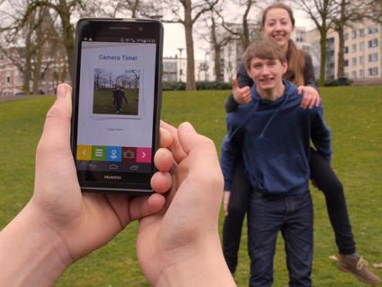 smartphone spel