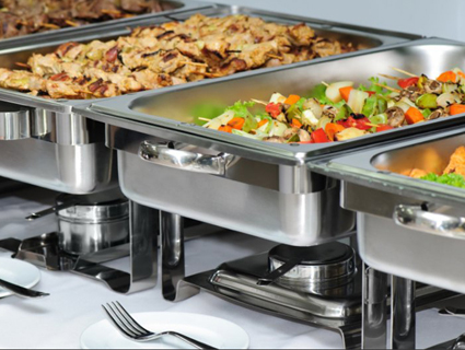 koud warm buffet